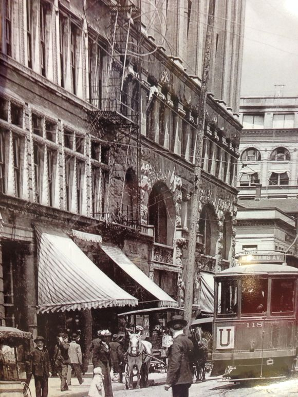 THIRD AVE EARLY 1900's