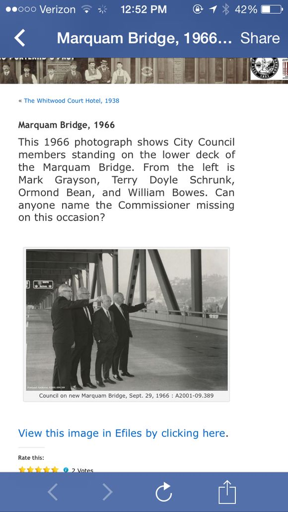 WHEN CITY HALL HAD BUSINESS SENSE