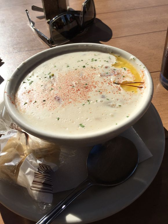 IN THE QUEST FOR THE BEST BOWL OF CHOWDER