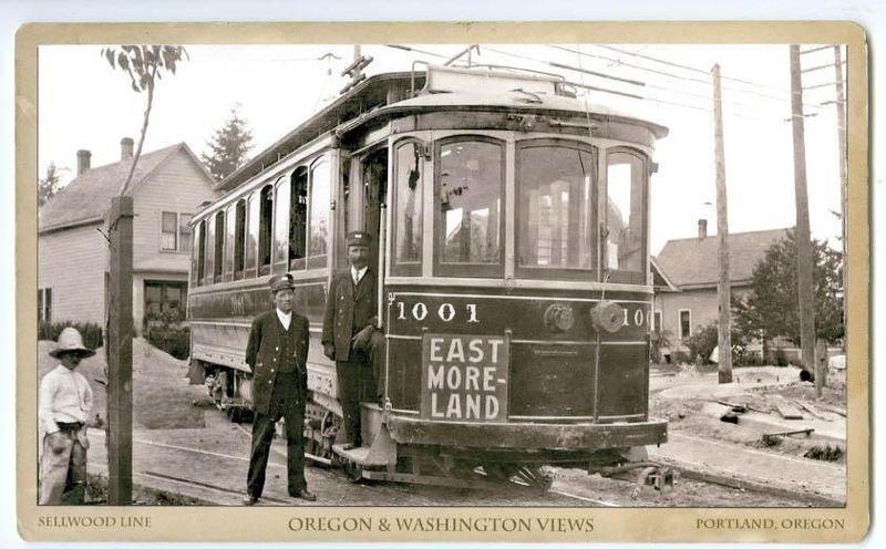 Trolley east