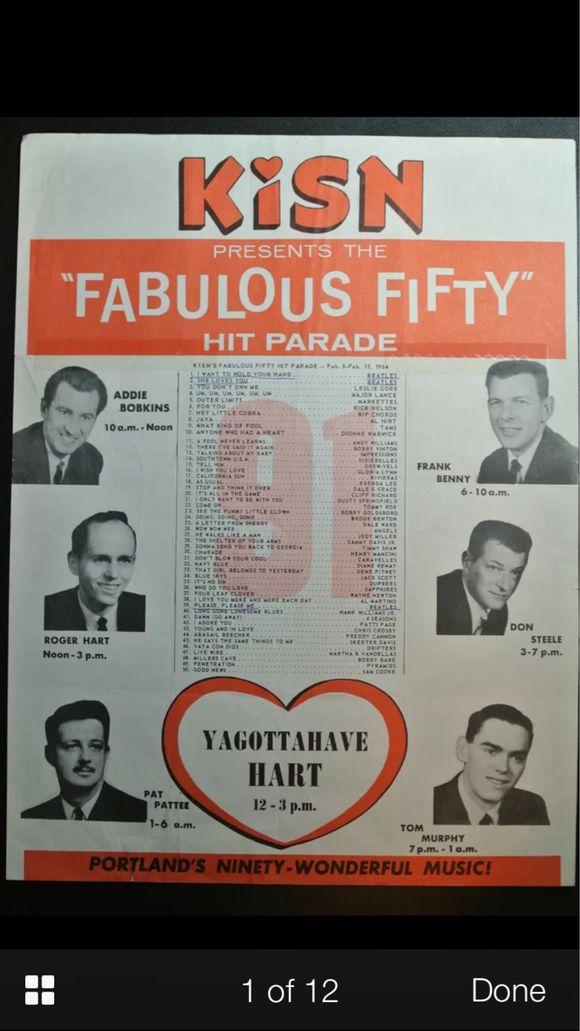 FAB 4 ON 91derful Radii