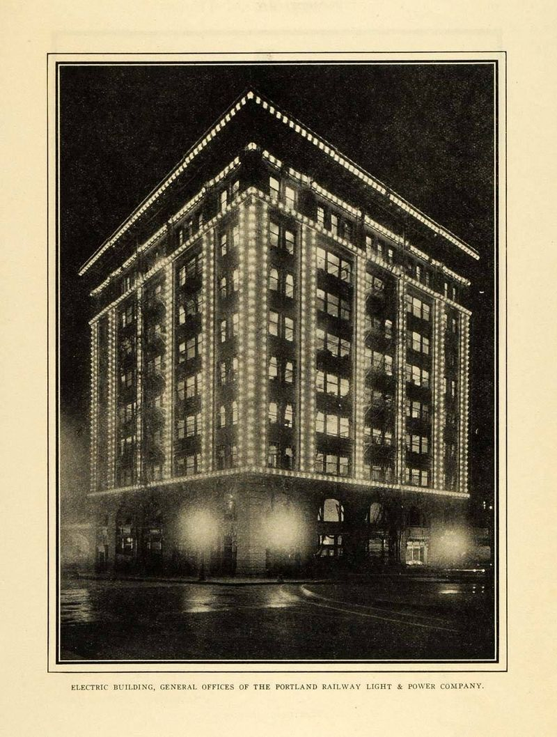 Electric building
