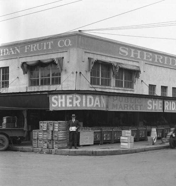 SHERIDAN FRUIT MARKET