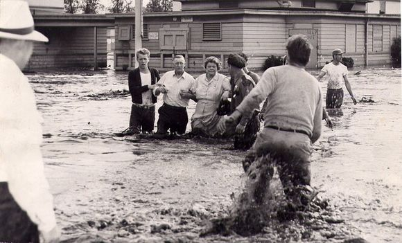 VANPORT FLOOD ~ 67 YEARS AGO TODAY