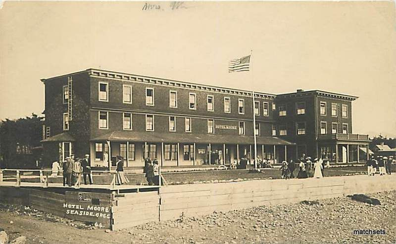 Hotel moore new
