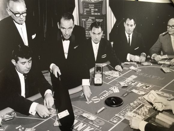 SINATRA AT THE SANDS AFTER THE SHOW