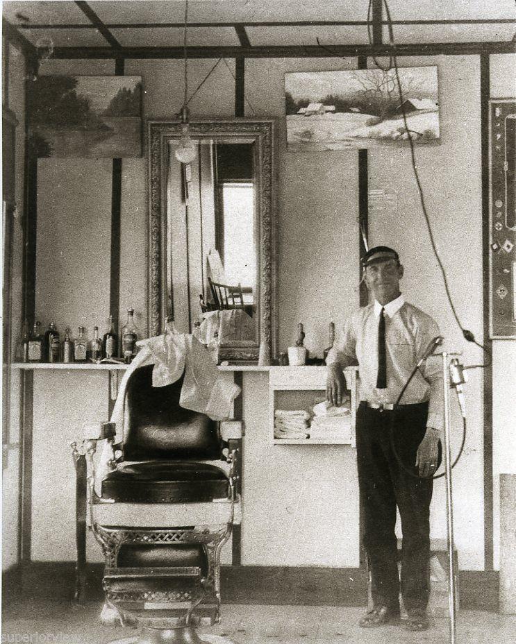 Barber Old Fash