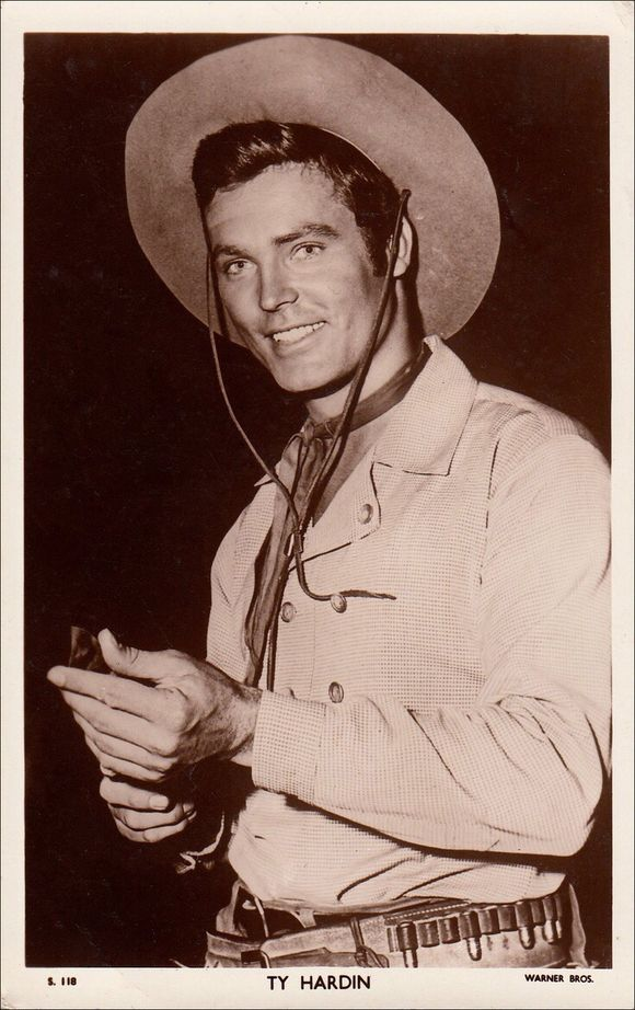 BRONCO STAR TY HARDIN MARRIED EIGHT TIMES