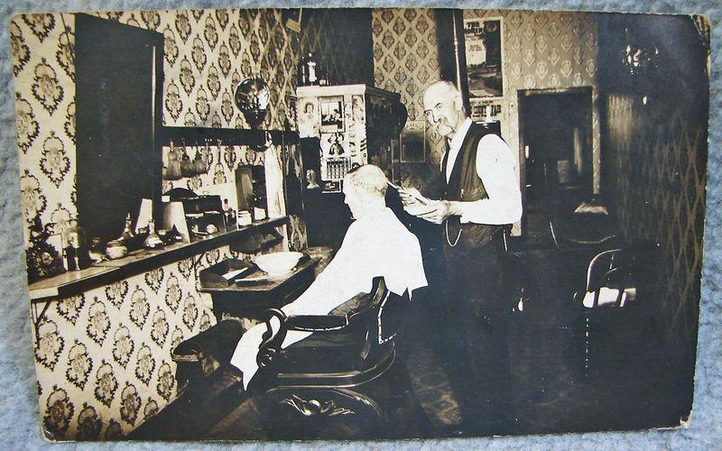 BARBER 1910