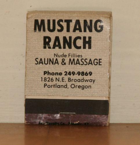 Mustang port