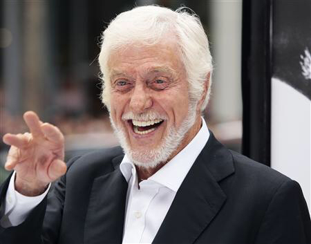 90 Candles today for Dick Van Dyke