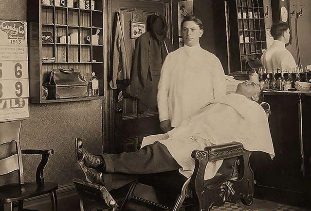 Barber 1909
