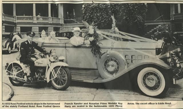 Rose fest 1932