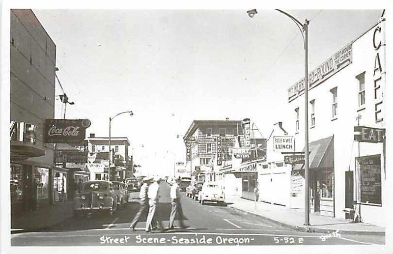 SEASIDE OR STREET BROAD