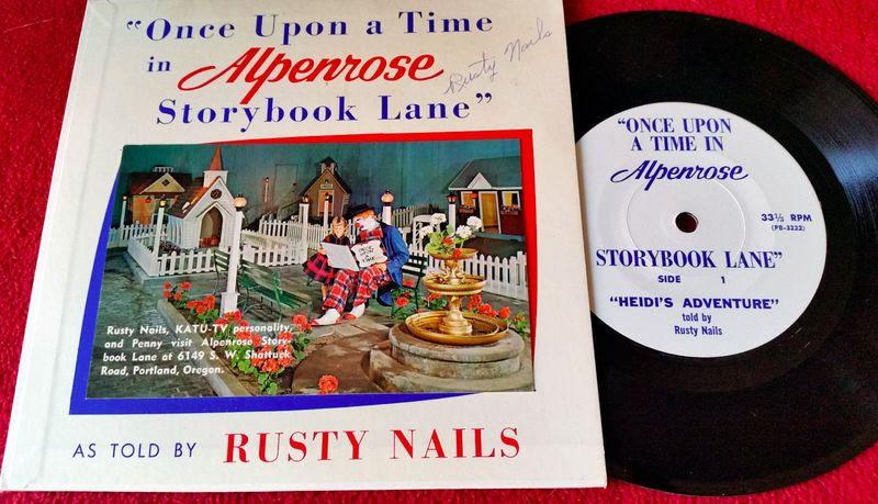 Rusty nails album