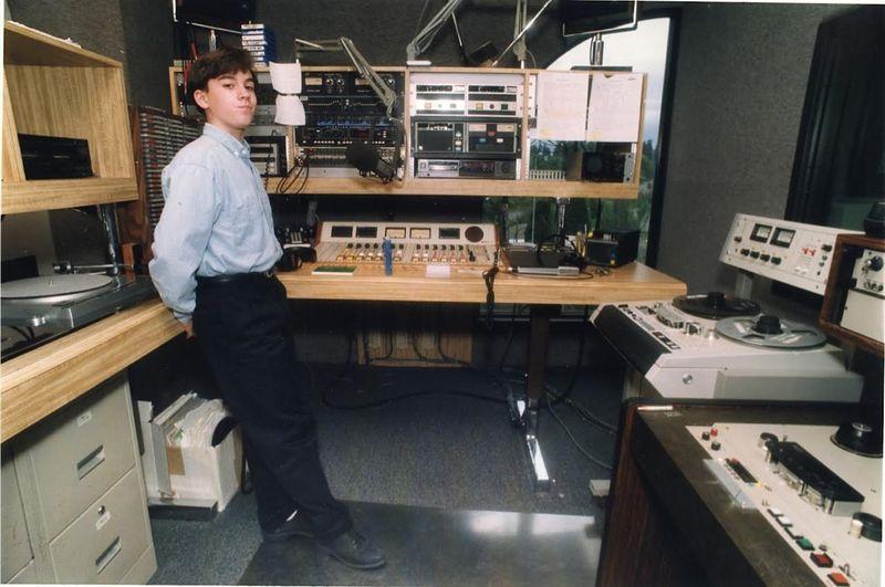 Sam at 13- 1992 KMJK