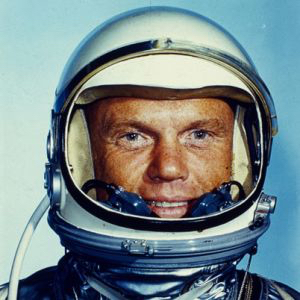 JOHN GLENN TURNS 95 TODAY
