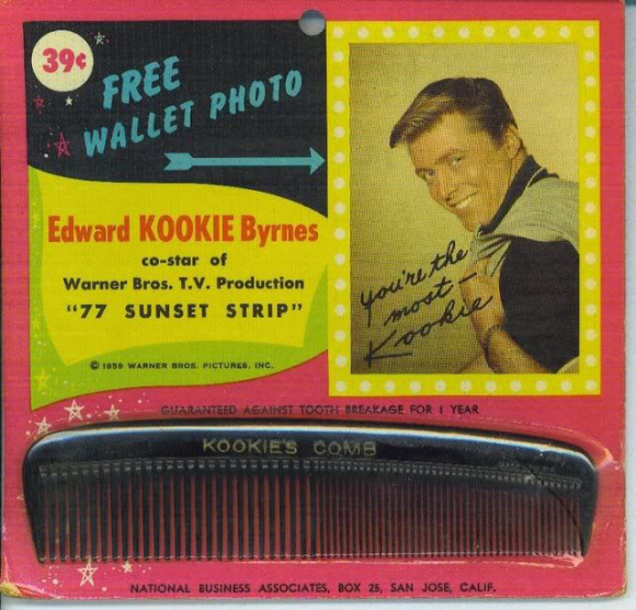 ED KOOKIE BYRNES IS 83 TODAY