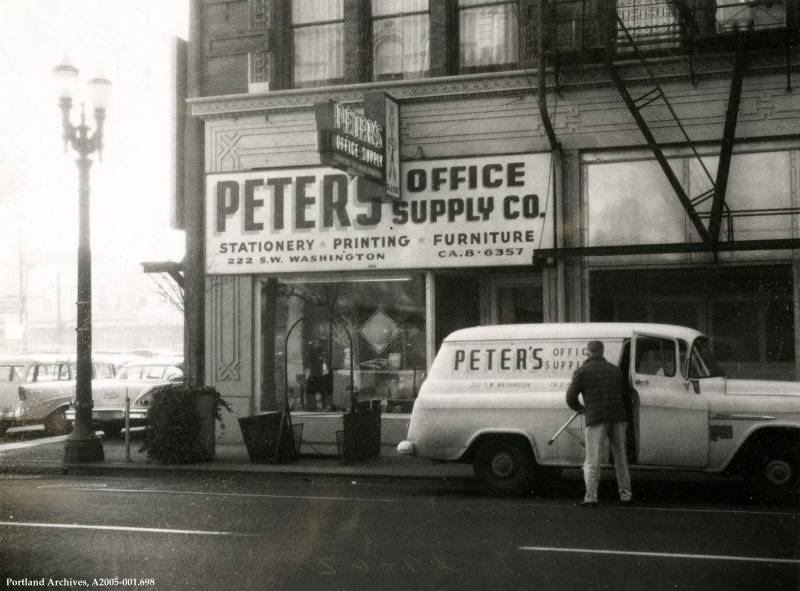 Peters office