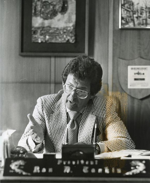 RON TONKIN IN 1979
