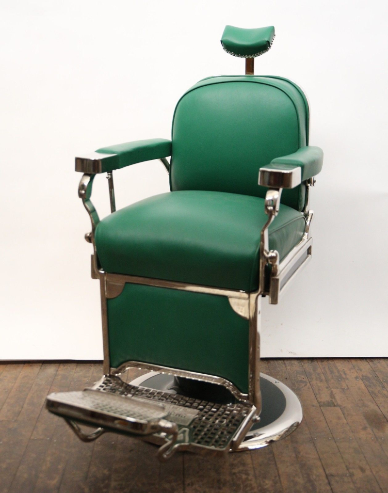 Vintage barber shop chairs - Posted At 07 40 Am In Barber Chairs Permalink Comments 0