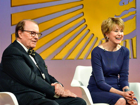 JANE PAULEY IS THE NEW HOST OF CBS SUNDAY MORNING