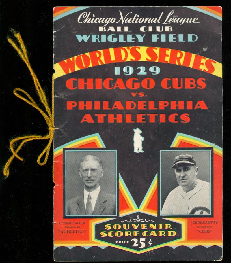 Cubs 1929
