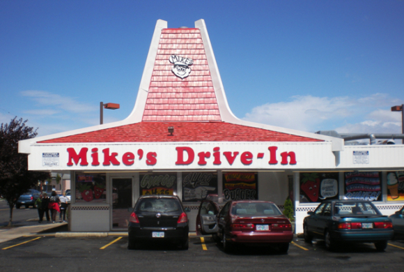 Bye bye Mike's ... hello Apartments