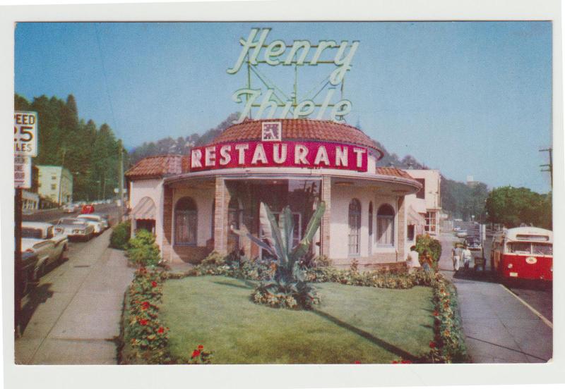 Henry rose city