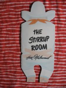 Stirrup room