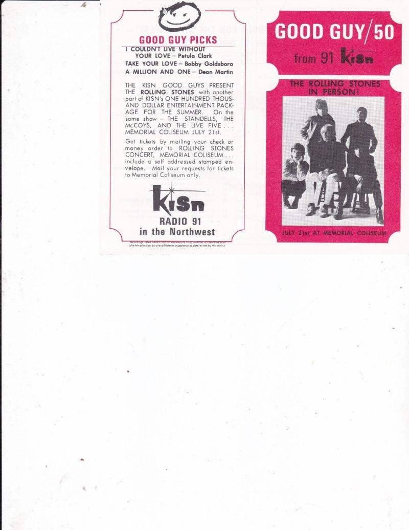 KISN STONES COVER