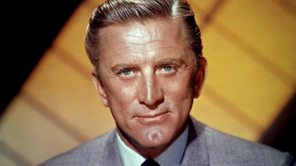 KIRK DOUGLAS IS A BIG ONE HUNDRED TODAY!