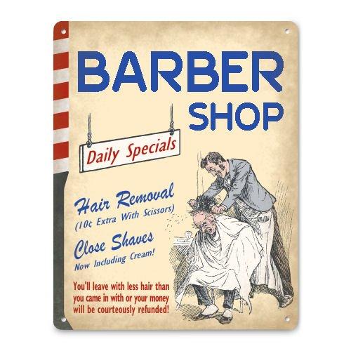 Barber specials