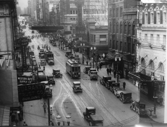 BROADWAY 1930's