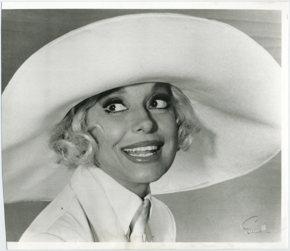 CAROL CHANNING IS 96 TODAY