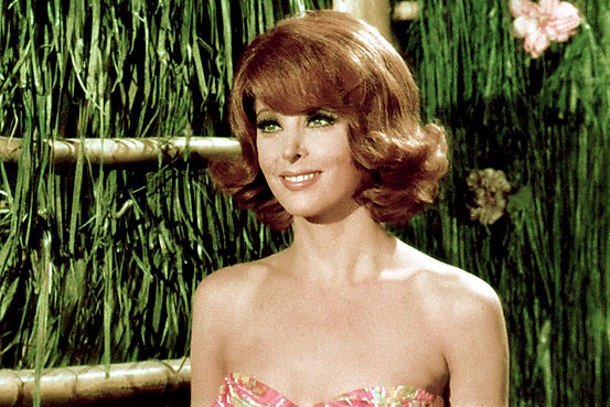 Birthdays today.....Tina Louise is 84. Burt is 81