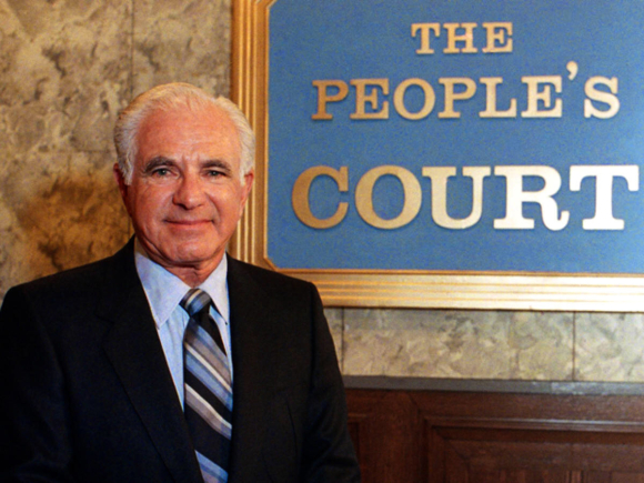 JUDGE WAPNER IS DEAD AT 97