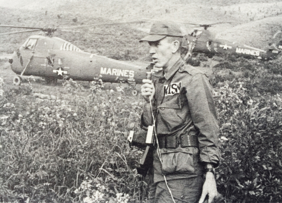 WHITEY COKER IN VIET NAM & ON RETURN