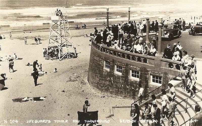 SEASIDE 1945