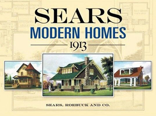 WHEN SEARS SOLD HOMES
