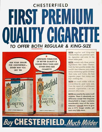 52chesterfieldcigarettes