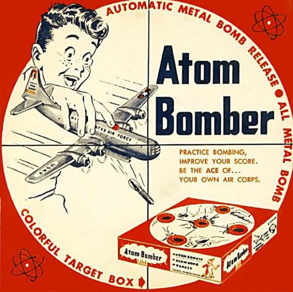BOMBS AWAY!