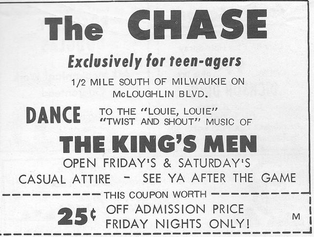 The Chase and The Kingsmen_2