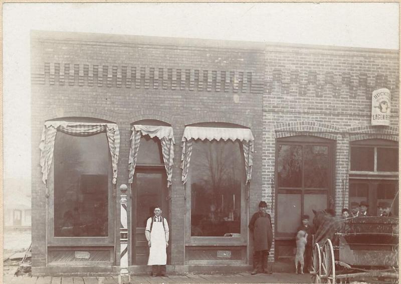 Barber 1890