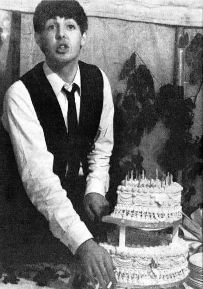 HARD TO BELIEVE PAUL IS 75 TODAY!