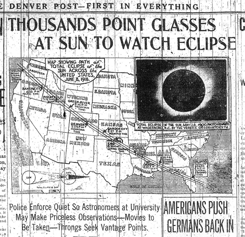 EXLIPSE 1918