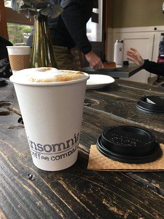 INSOMNIA COFFEE COMPANY IS AWAKE IN CANNON BEACH