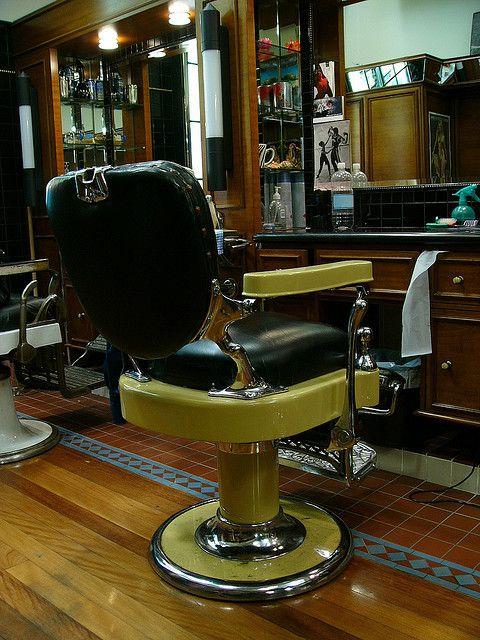 Chair green
