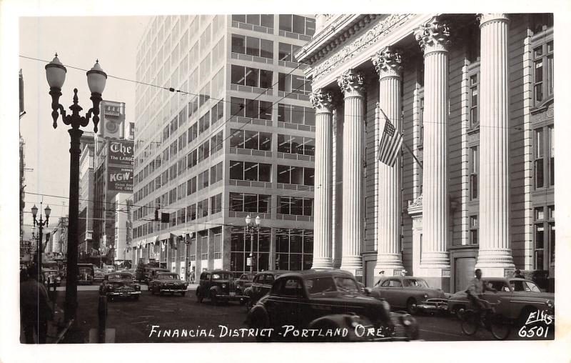 Portland financ
