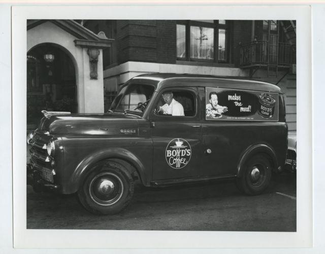 Boyd truck